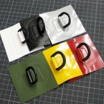 Aufklebbare PVC Patches...