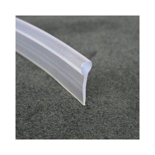 pvc kederband kantenschutz biese 5 5mm transparent 1 10. Black Bedroom Furniture Sets. Home Design Ideas