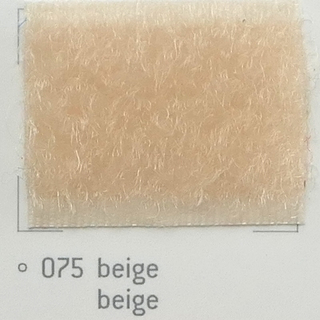 Hakenband - Klettband Made in Germany 50mm beige