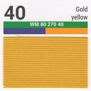 WeatherMAX 80 - 270g/m²  - 150cm gold Fb.40