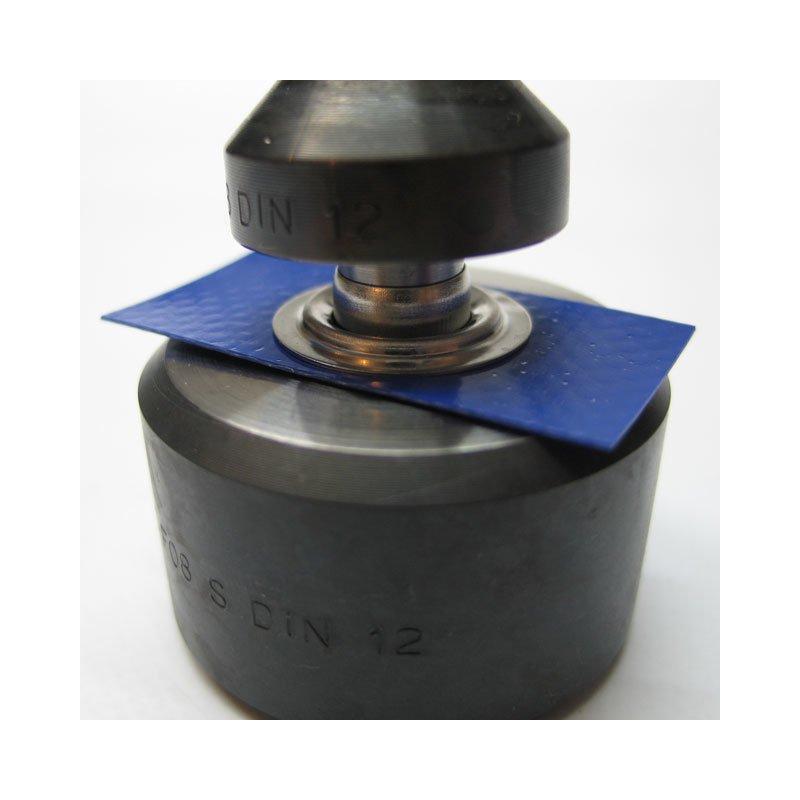 Einschlagstempel für Ösen DIN 7332 Ösenwerkzeug Werkzeug für Rundösen Planenösen