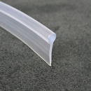 PVC Kederband - Kantenschutz - Biese transparent - 5,5mm
