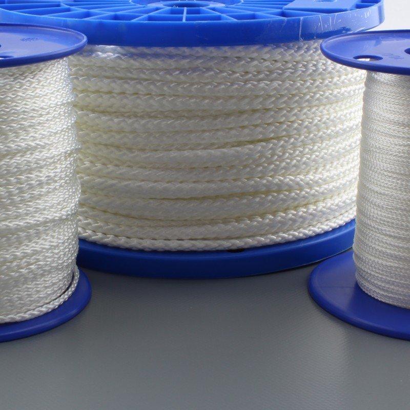 Nylonfaden transparent weiß 0,15 mm x 100 m 0,02€//m bis 1,5 kg
